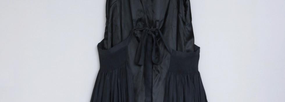 Black back side