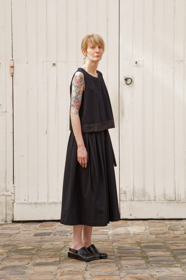 Dress : DANIELLE Black