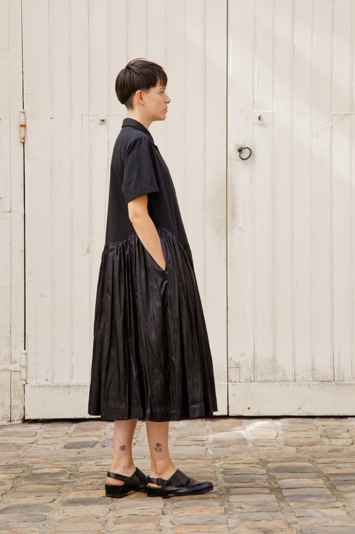 Dress : DAPHNE Black