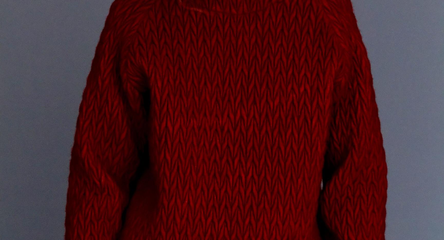 Tops : MICHELANGELO Red