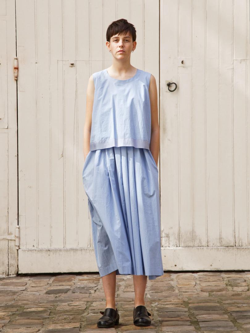 Dress : DANIELLE Light blue