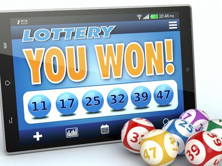 Advierten a residentes de Maryland sobre estafas de lotería