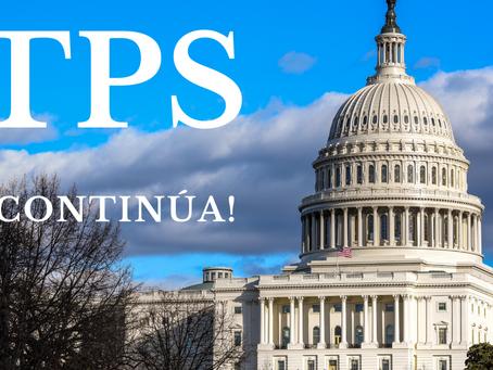 3 países de Centroamérica lograron prórroga del TPS