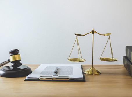 Plan de reapertura para los tribunales es publicada por un juez principal