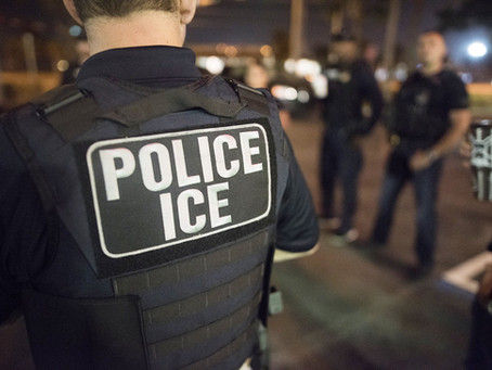 Emiten 5 alertas sobre operativos de ICE en lugares de trabajo
