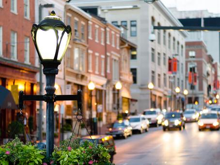 Maryland y las muertes de peatones