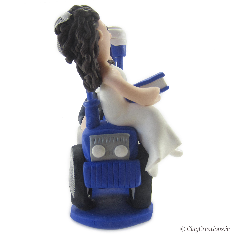 tractor wedding cake toppers ireland