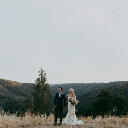 Foresthill Elopement