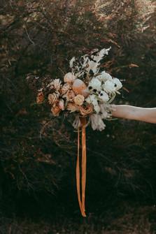 Moody Boho Bouquet