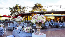 Sweetheart Table at Las Vegas Country Club