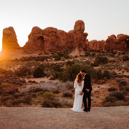 Moab Magic - Arches National Park + Canyonlands National Park