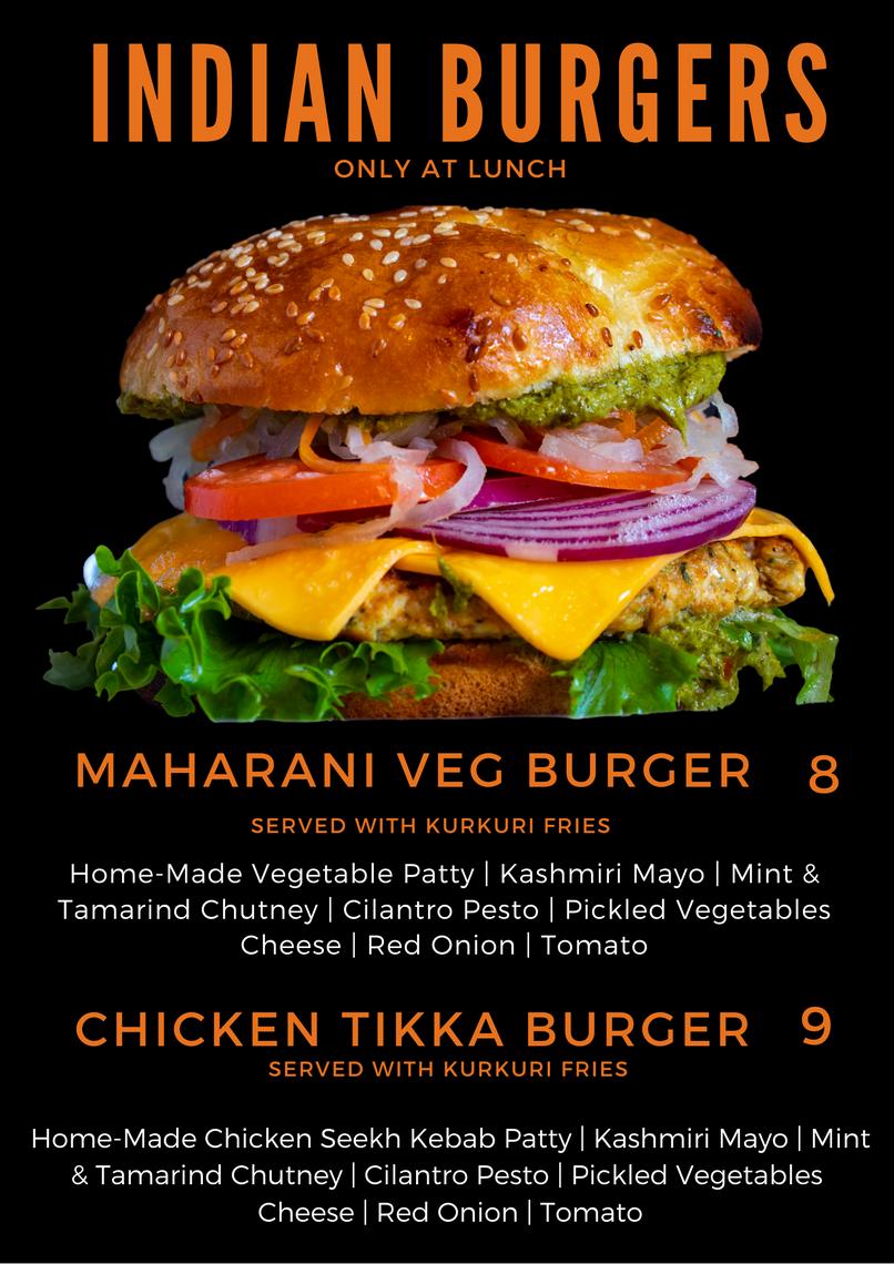 Purple Burger Photo Meal Planner Menu (3