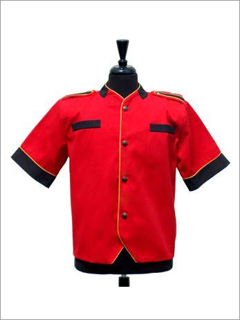 Hotel Bellman / Doorman Uniform