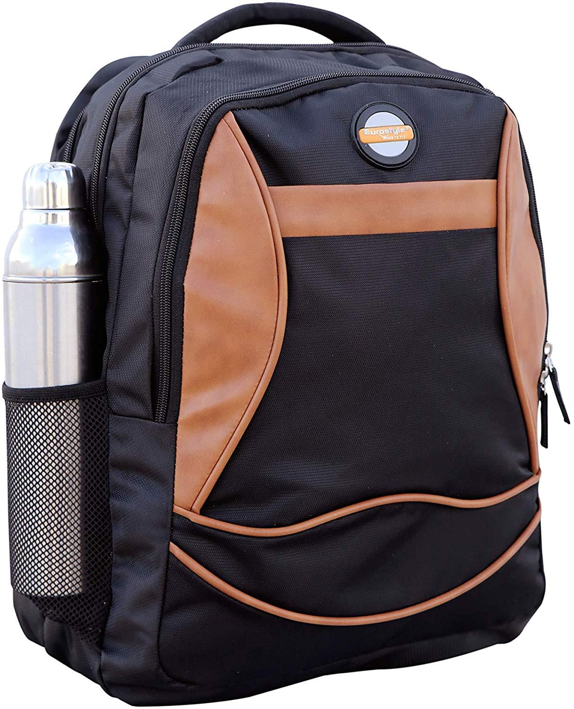 Black & Tan Backpack