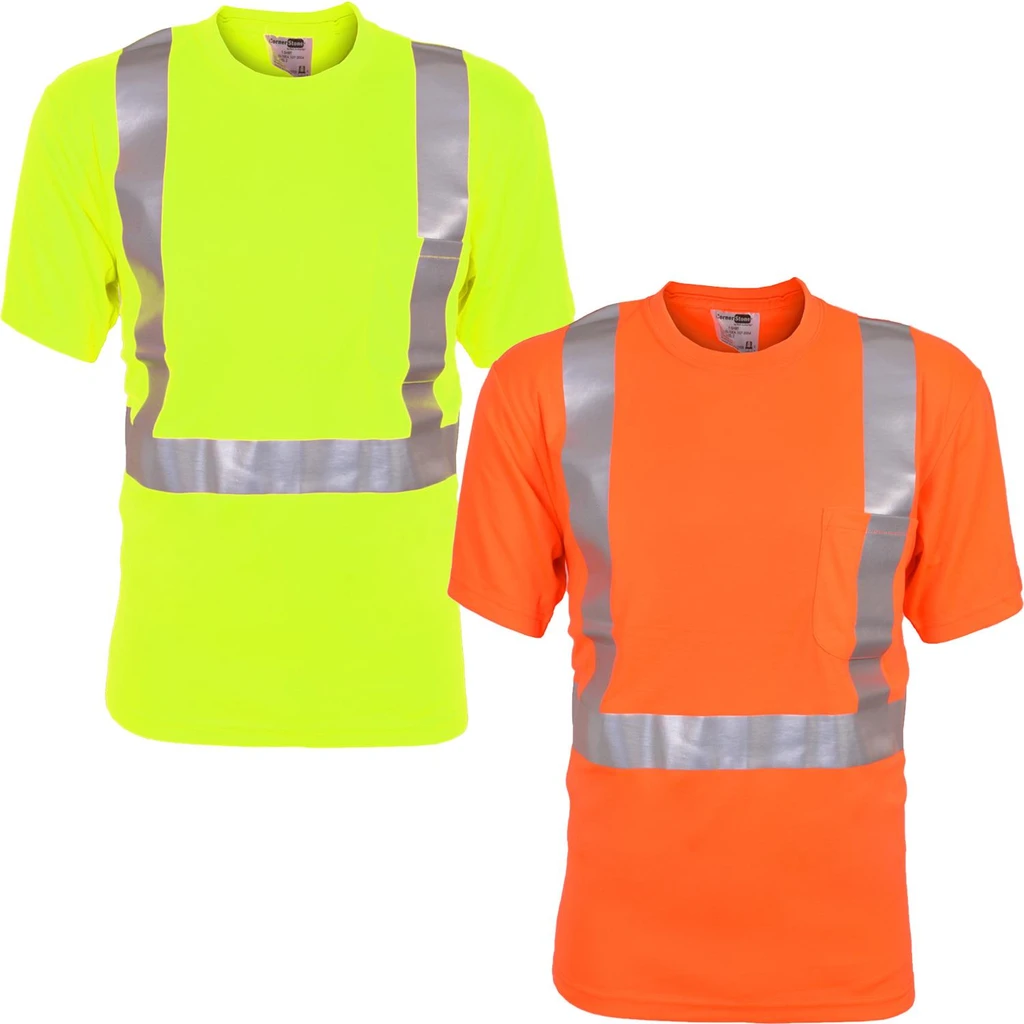 Safety T-shirt's