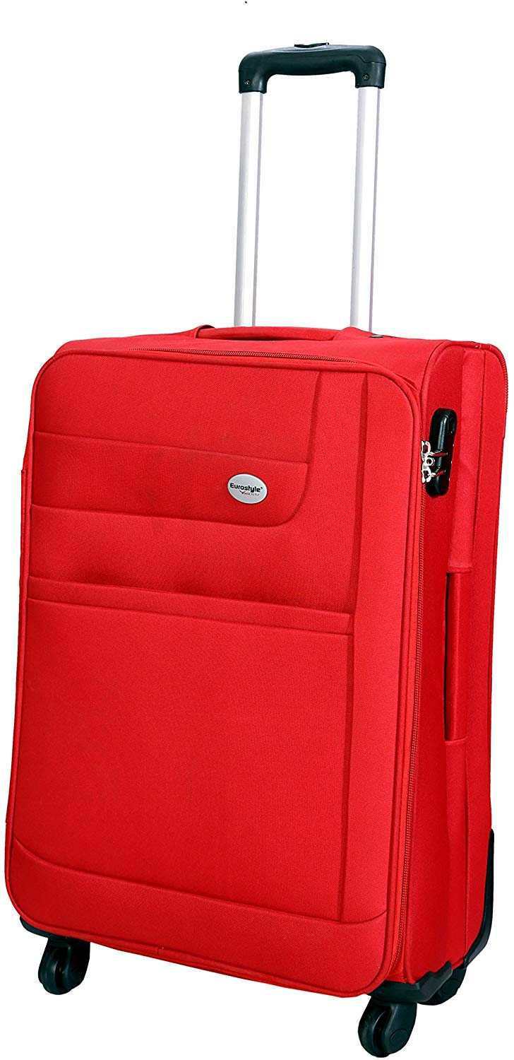 """Red Trolley Travel Bag (24"""")"""