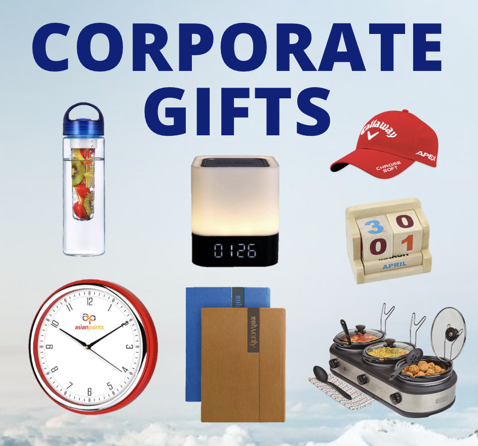 Buy Corporate Gifts online now!