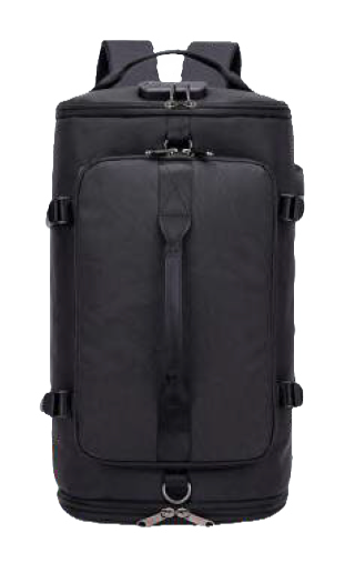 3-in-1 Laptop Backpack+Duffle+Sling