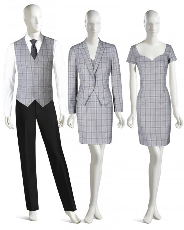 Hotel Lobby / Front Desk Uniform