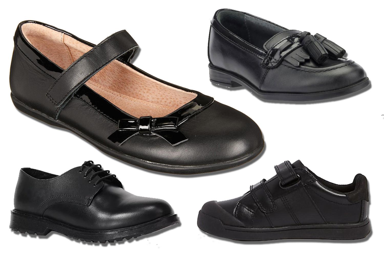 Formal School Shoes