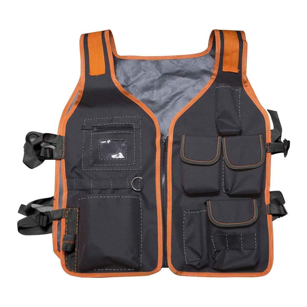 Multi Pocket Tool Vest