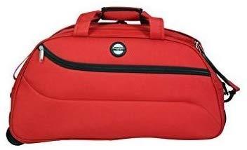 Red & Black Duffle Bag