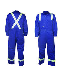 Flame Resistant Clothing (FRC)