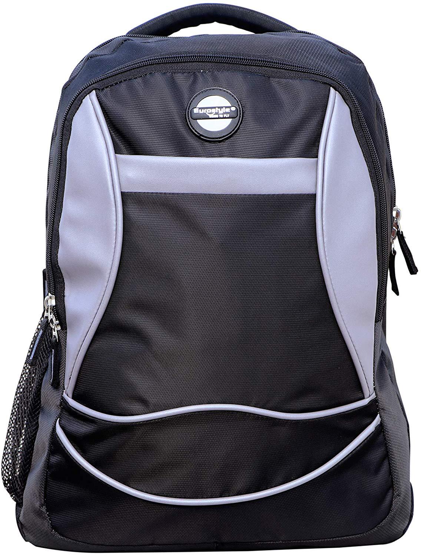 Black & Grey Backpack