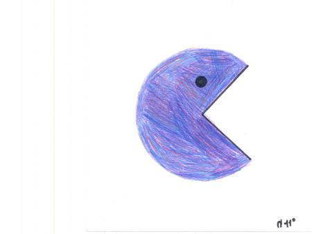 Pacman et géométrie... P5/P6