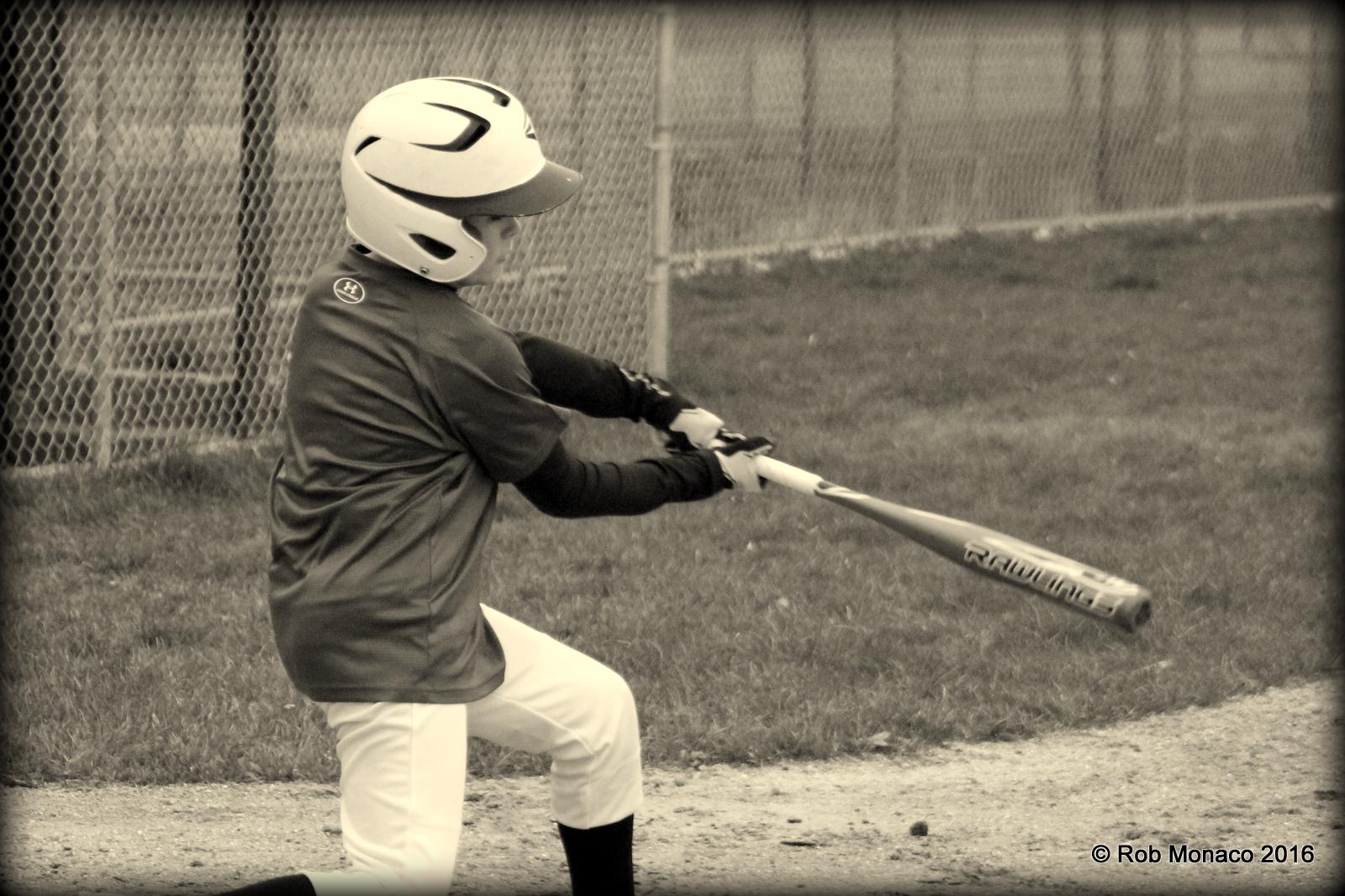 Nice Swing Kid!