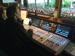 Freilichtbühne Tecklenburg Soundcraft