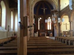 Kolibri-Medias-Kirche-Lautsprecher-Säule