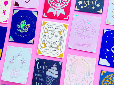 CREATE AN INSERT CARD USING CRICUT JOY | CRICUT