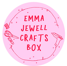 Emma Jewell Crafts Box- Craft subscription Box