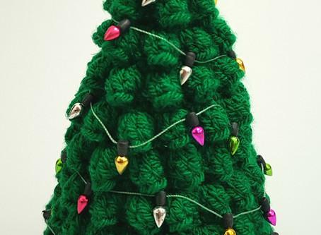 DIY Crochet Christmas Tree