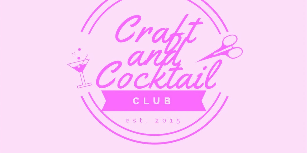 Craft and Cocktail Club May Hoorays