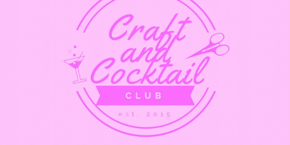 Craft and Cocktail Club October Churchill Theatre