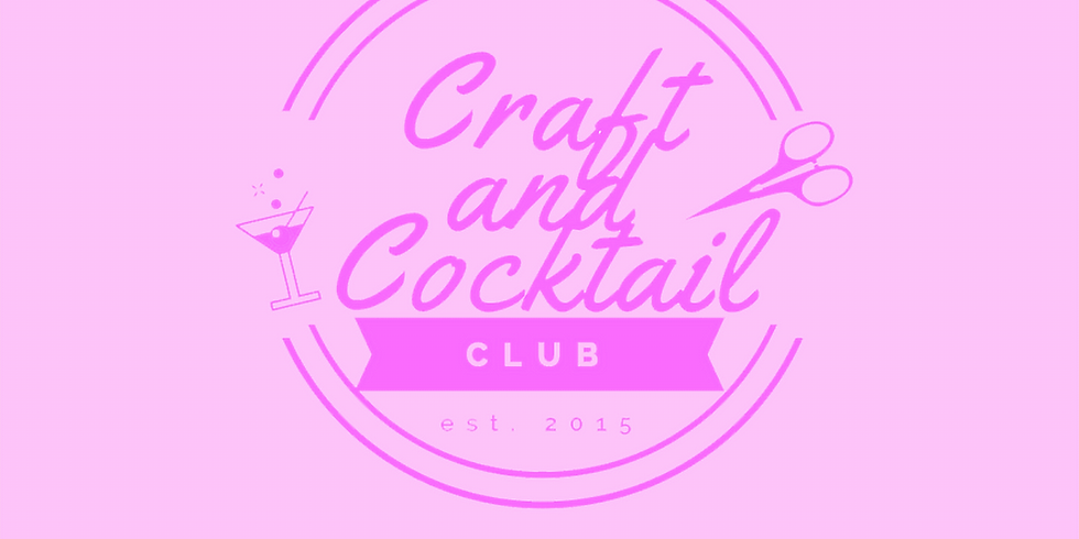 Craft and Cocktail Club September DRINK SHOP DO