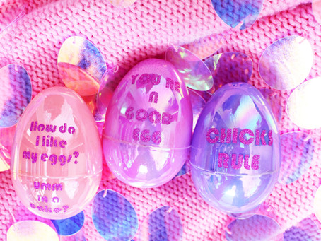 DIY SASSY SURPRISE EGGS | CRICUT