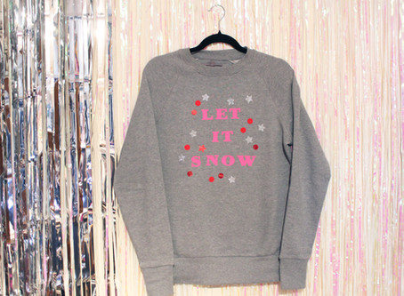 Day Ten | DIY Christmas Jumper | 12 days of Christmas crafts