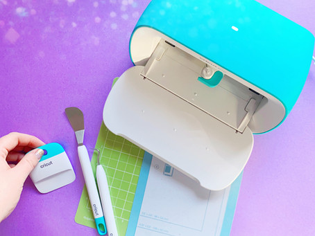 MY CRICUT JOY ESSENTIALS