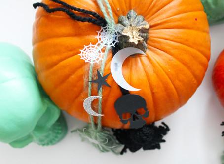 Cute Pumpkin Charms DIY