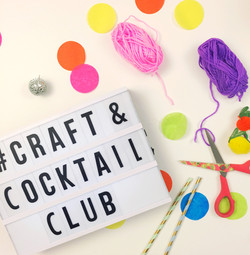 Craft and cocktail club