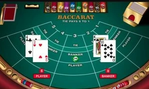 live game baccarat