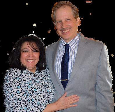 Pastor Norman and Myra Lapinsky