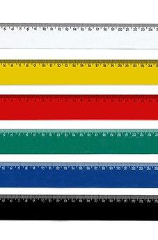 Cód.: 70R - Régua Rígida 30cm