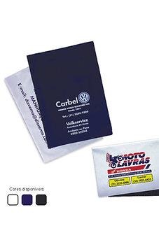 Cód.: 51 C/ M - Porta Manual de Veículo