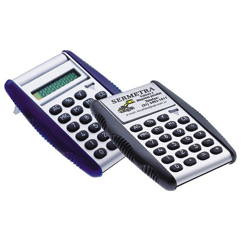 Cód.: CLA805 - Calculadora Compacta