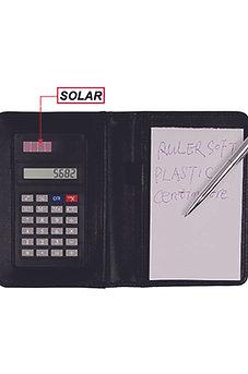 Cód.: 93918 - Calculadora c/ Bloco e Caneta