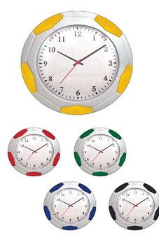 Cód.: 96BO - Relógio de Parede Futebol
